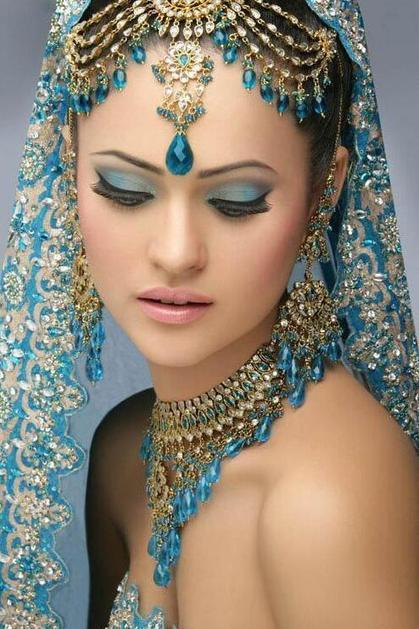 Twitter / HistoriasIndia: Bridal.. http://t.co/EESDuUITyR | Couture Bridal Gowns | Scoop.it