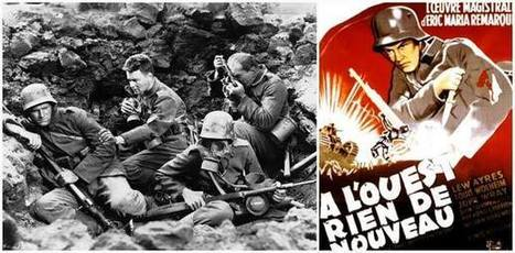 Guerre de 14-18 : 7 thèmes en 7 films autour du 11 Novembre - allociné   Nos Racines   Scoop.it