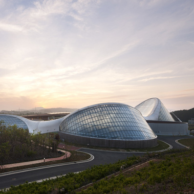 National Ecology Center botanic greenhouses by Grimshaw and Samoo | ecology | Scoop.it