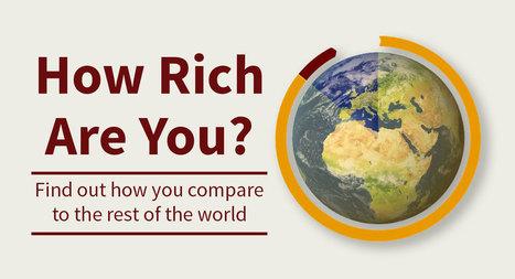 How Rich Am I? | Eettiset teemat | Scoop.it
