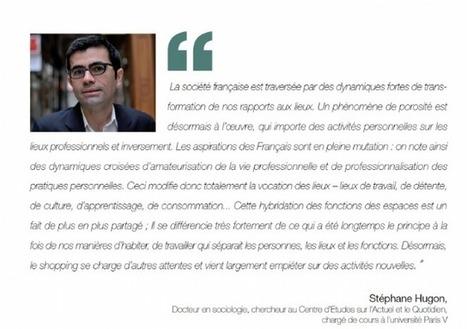 Observatoire du shopping (Unibail Rodamco) : à quoi rêvent les Français ?   Cross- & Omni-channel   Scoop.it