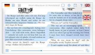 Parallel Reading with the Parallel Books app-A Way into Literature and Translation? | Todoele: Herramientas y aplicaciones para ELE | Scoop.it