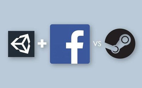 Facebook va lancer un concurrent à Steam en partenariat avec Unity   Smartphones et réseaux sociaux   Scoop.it