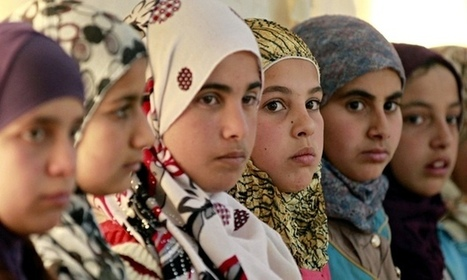 Syria: fears of a lost generation as UN and World Vision highlight cost of war   Modern Middle East   Scoop.it