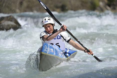 Canoë-kayak : Les championnats de France sur l'Ubaye en 2014   Evènements   Scoop.it