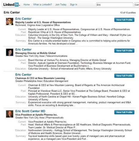 How To View Any Profile On LinkedIn — B2B Digital Marketing | Cross Cultural Competency Companion | Scoop.it