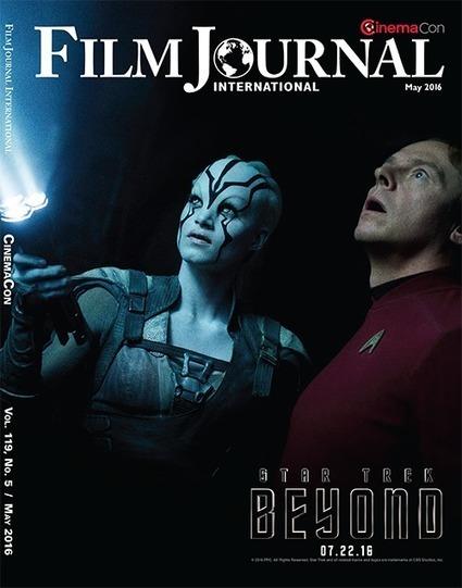 Sony Digital Cinema 4K returns to CinemaCon | Film Journal International | Digital Cinema | Scoop.it
