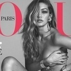 Photos : Gigi Hadid pose nue en couverture de Vogue Paris | Radio Planète-Eléa | Scoop.it