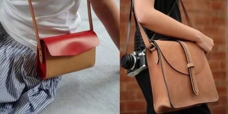 M.Hulot: le borse che guardano al passato - Sfilate | Moda Donna - sfilate.it | Scoop.it