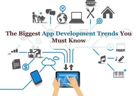 Top 6 Mobile App Development Trends That Everyone Must Know - Arth I-Soft Blog | iphone application development | Scoop.it
