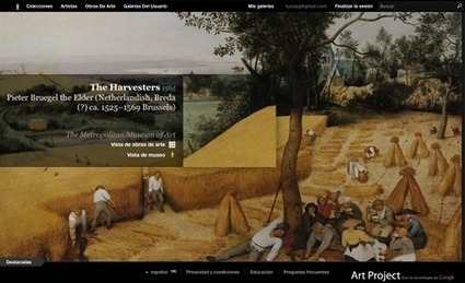 Google Art Project: Descubre, observa, analiza y comparte arte | Bendita Pasión | Scoop.it