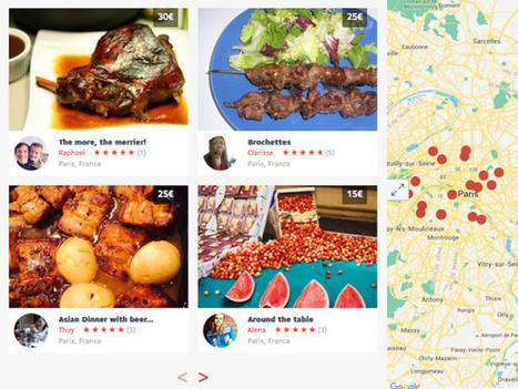 VizEat : l'Airbnb de la table d'hôte tisse des liens avec les pros du tourisme   E-tourisme et communication   Scoop.it