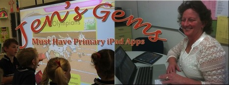 Jen's Gems Primary Apps | Technology - It's Elementary! | Scoop.it