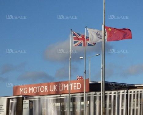 Le drapeau chinois flotte sur l'Europe | Herbovie | Scoop.it