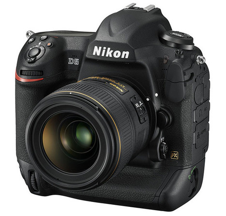 The Nikon D5 is Official, and the ISO Goes to 3,280,000   xposing world of Photography & Design   Scoop.it