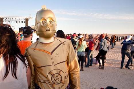 Tataouine, parmi les endroits les plus étranges pour un festival de musique | Les déserts dans le monde | Scoop.it