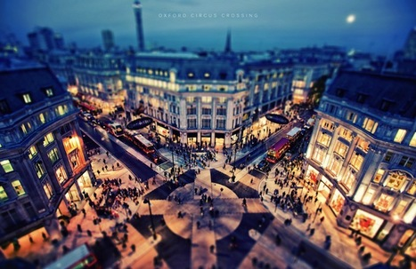 Tilt-Shift City (11 photos) - My Modern Metropolis | Architecture and Photography | Scoop.it