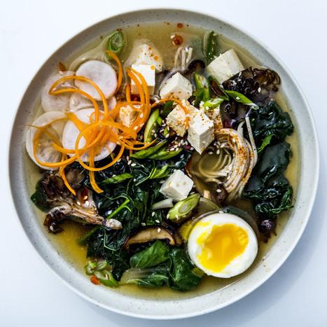 20 Umami-Rich Miso Recipes - Bon Appétit | La cuisine japonaise | Scoop.it