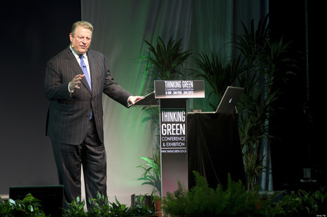 Gore Slams Obama On Climate Change In Post-Sandy Speech | Climate change challenges | Scoop.it