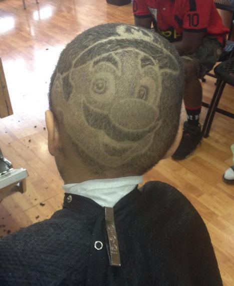 Mario haircut | All Geeks | Scoop.it