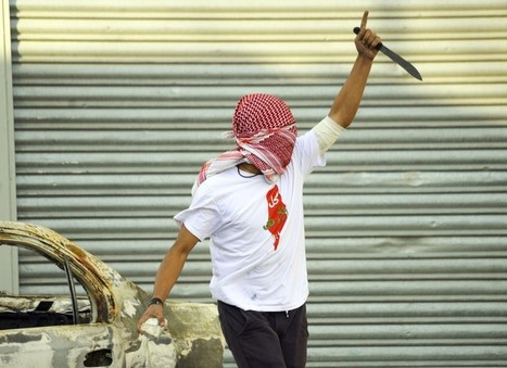 The Roots of the Latest Palestinian Uprising | Information wars | Scoop.it