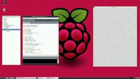 Twitter / bitcraftlab: WOLFING: Processing Library ... | Raspberry Pi | Scoop.it