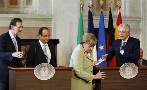 La nuit où le Sud a fait flancher Merkel | Union Européenne, une construction dans la tourmente | Scoop.it