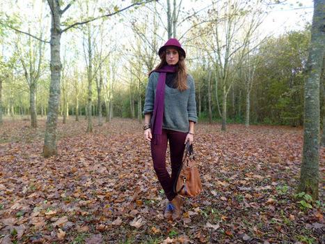 The Boho Child: Burgundy. | Presse et Blog | Scoop.it