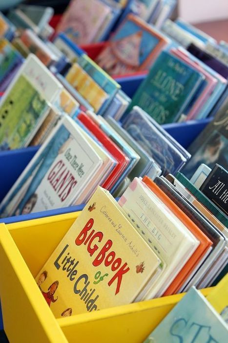 Creating eBooks for Children - Let's Do It Together! | K-12 School Libraries | Scoop.it