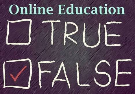 Myths concerning Online Degree Education Programs   Online MBA Courses   Scoop.it