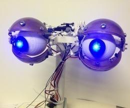 Animatronic Eyes and Wii Nunchuck | Open Source Hardware News | Scoop.it