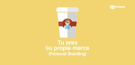 Tú eres tu propia marca (Personal Branding) | #socialmedia #rrss #economia | Scoop.it