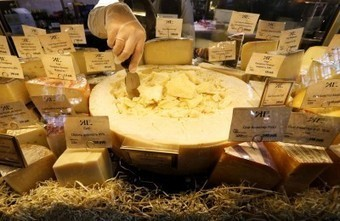 America can't eat its way out of this massive cheese problem | enjoy yourself | Scoop.it