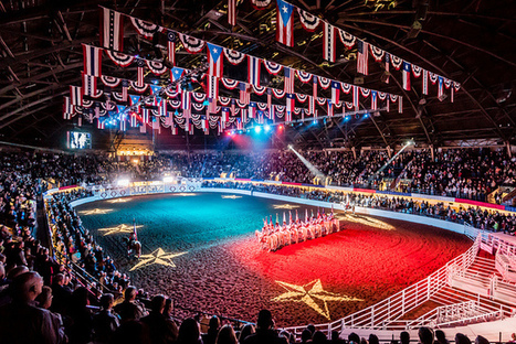 Fort Worth Stock Show and Rodeo - Opening Prayer | Cowboy Up | Scoop.it