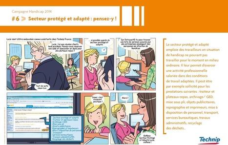 Solliciter le secteur adapté: le pari réussi de Technip!   Coaching La Rochelle   Scoop.it