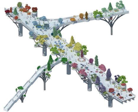 How Architecture Is BORN: 7 Dynamic Diagrams by MVRDV and the Buildings They Inspired | Designed for Form and Function ....Chairs and Other Objects | Scoop.it