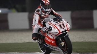 Spies Tests Limits Of Shoulder, GP13 | Ductalk Ducati News | Scoop.it