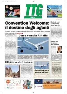 Destinazioni in ascesa: l'Italia fuori dalla top ten di TripAdvisor | TTG Italia | Accoglienza turistica | Scoop.it