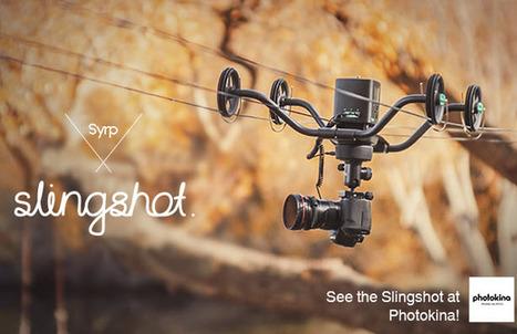 Introducing the Syrp Slingshot! | Backpack Filmmaker | Scoop.it