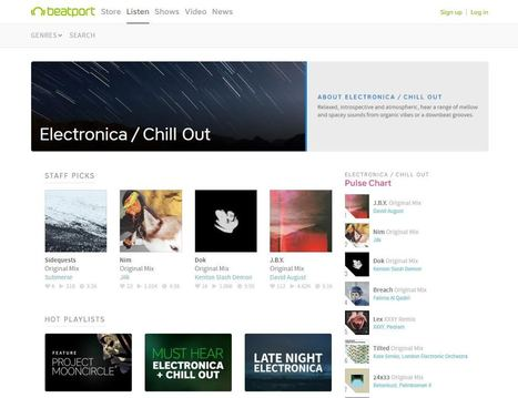 """""""Nim"""" - No.2 in Electronica/Chill Out Pulse Chart and Staff Picks 