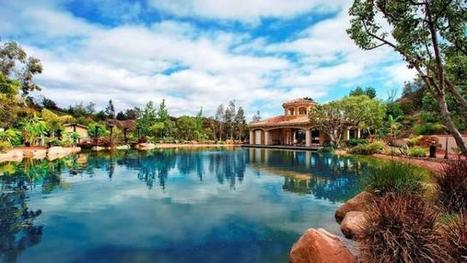 Luxe. Le jardin de cette villa est vraiment extraordinaire | Luxury Tomorrow : Trends & Innovations | Scoop.it