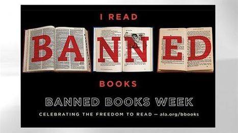 Departing the Text: Banned Book Week: Ensuring Everyone Has a Choice | Literacy, Education and Common Core Standards in School and at Home | Scoop.it