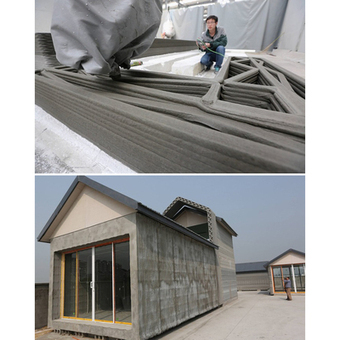 China on the Forefront of 3D-Printed Housing - Core77.com (blog) | Digital Fabrication, Open Source Hardzware, DIY, DIWO | Scoop.it