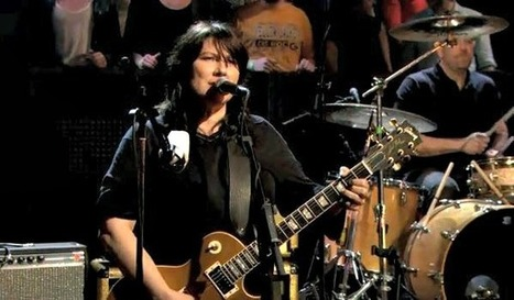 Video: The Breeders play 'Cannonball,' 'Drivin' on 9' on Jimmy ... | Winning The Internet | Scoop.it