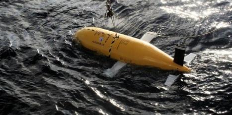 Un drone sous-marin pour scruter les courants | Les robots de service | Scoop.it