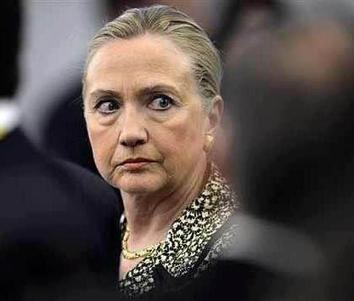 Caption this Hillary Clinton Picture! - Tea Party Command Center | Restore America | Scoop.it