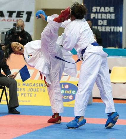 Open de Paris | Officiel Karate Magazine | Kamae do Blog | Scoop.it