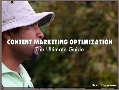 Content Marketing Optimization | something else | Scoop.it
