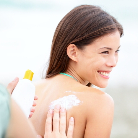 Dangers of Sunscreen | Health and Fitness Articles | Scoop.it