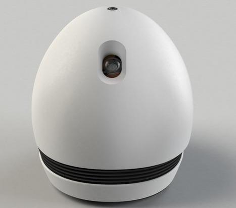 Keecker : un robot pour le divertissement à domicile | Techno | Scoop.it